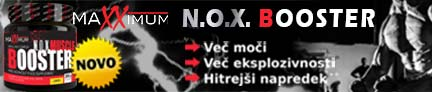Maxximum N.O.X. Muscle Booster