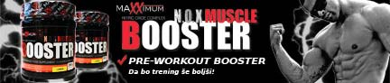 Maxximum N.O.X Muscle Booster