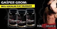 Gašper Grom: Moj idealni fat burner